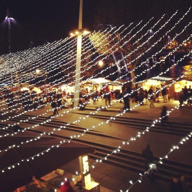 Christmas Market on Southbank