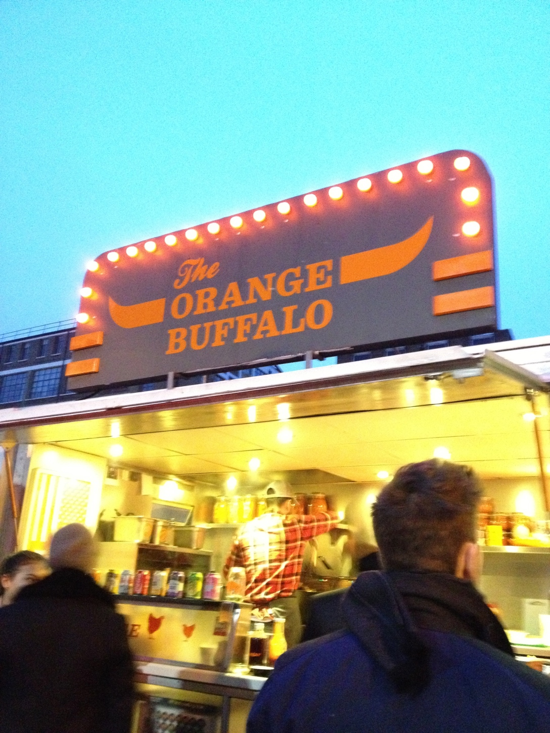 The Orange Buffalo