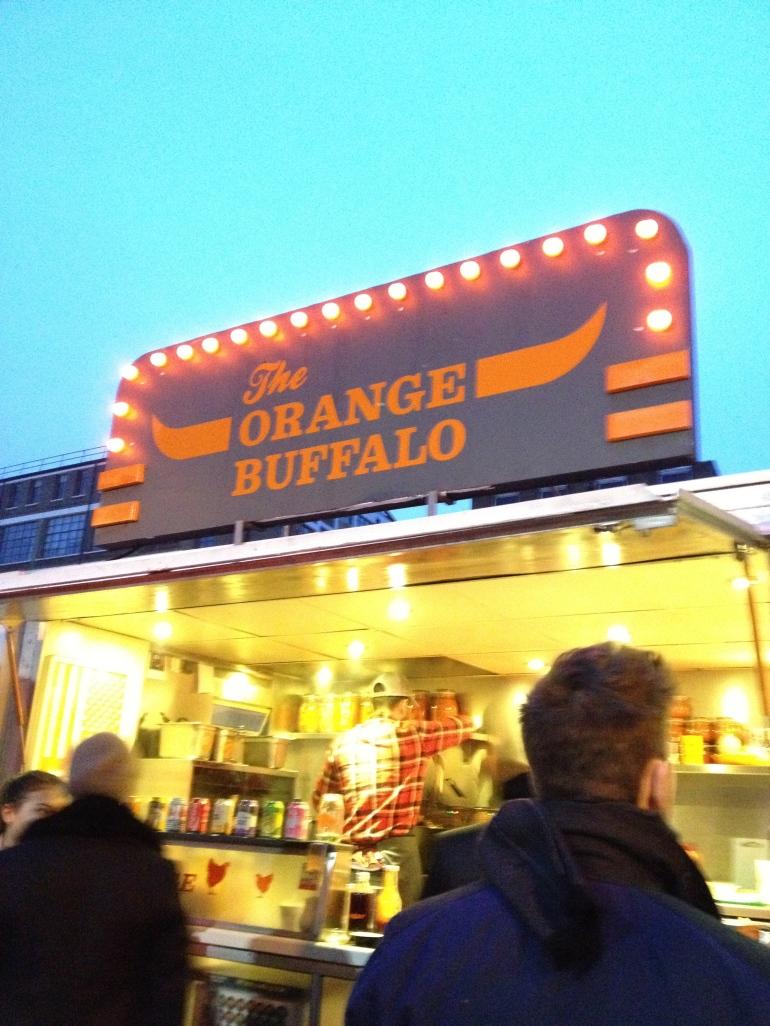 The Orange Buffalo