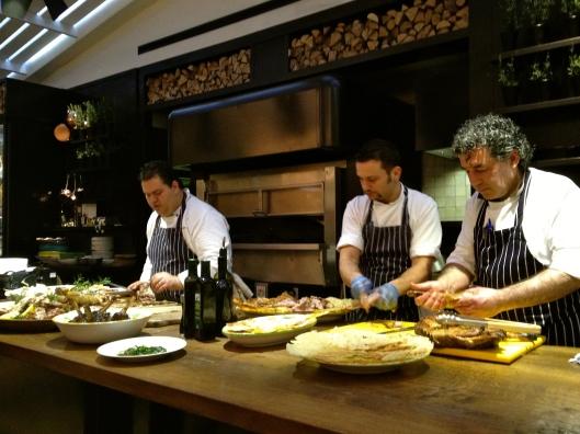 Italian Cooking Class at Novikov