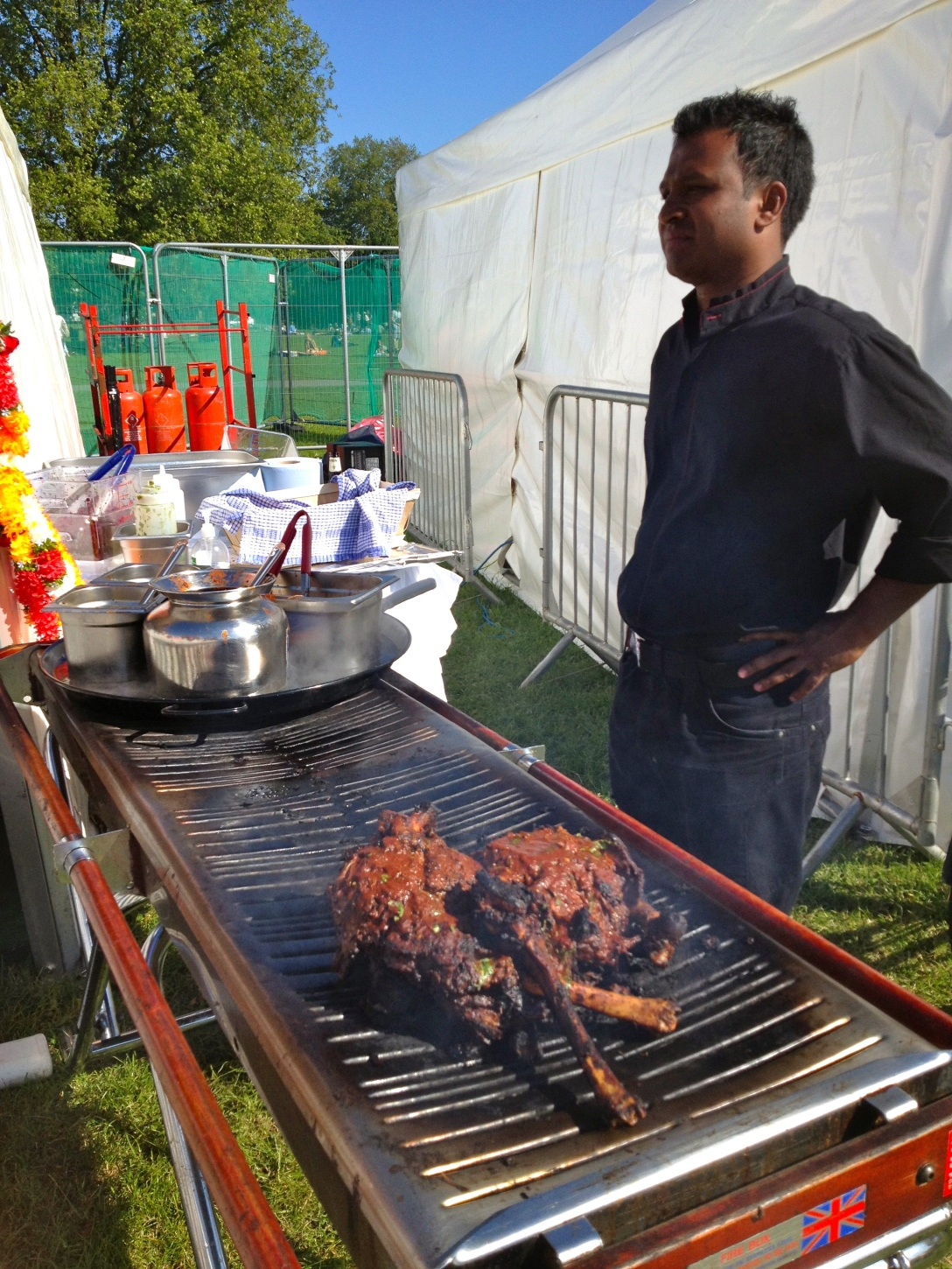 Foodies Festival: Clapham Common