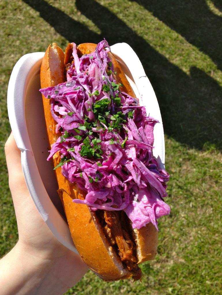 Foodies Festival: Clapham Common