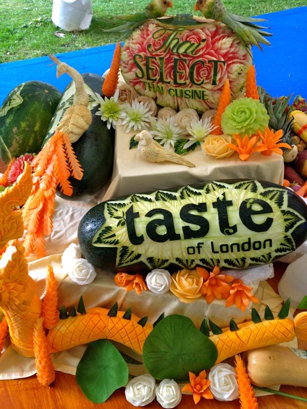 Taste of London 2013