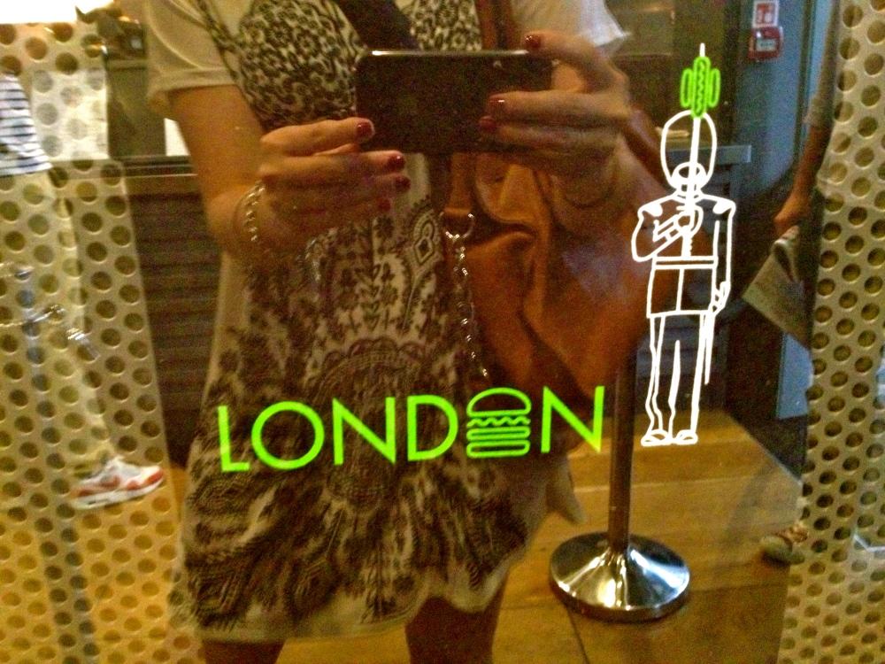 Shake Shack: London