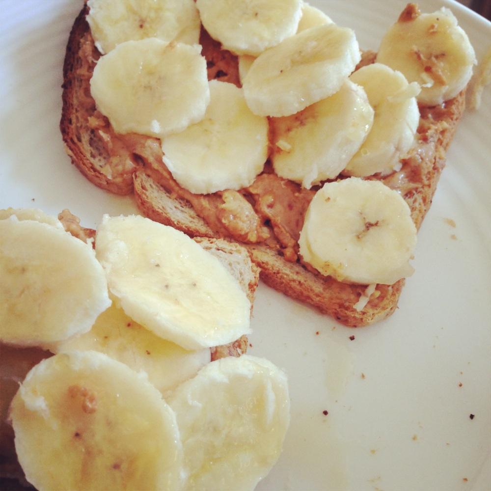 Peanut Butter & Banana