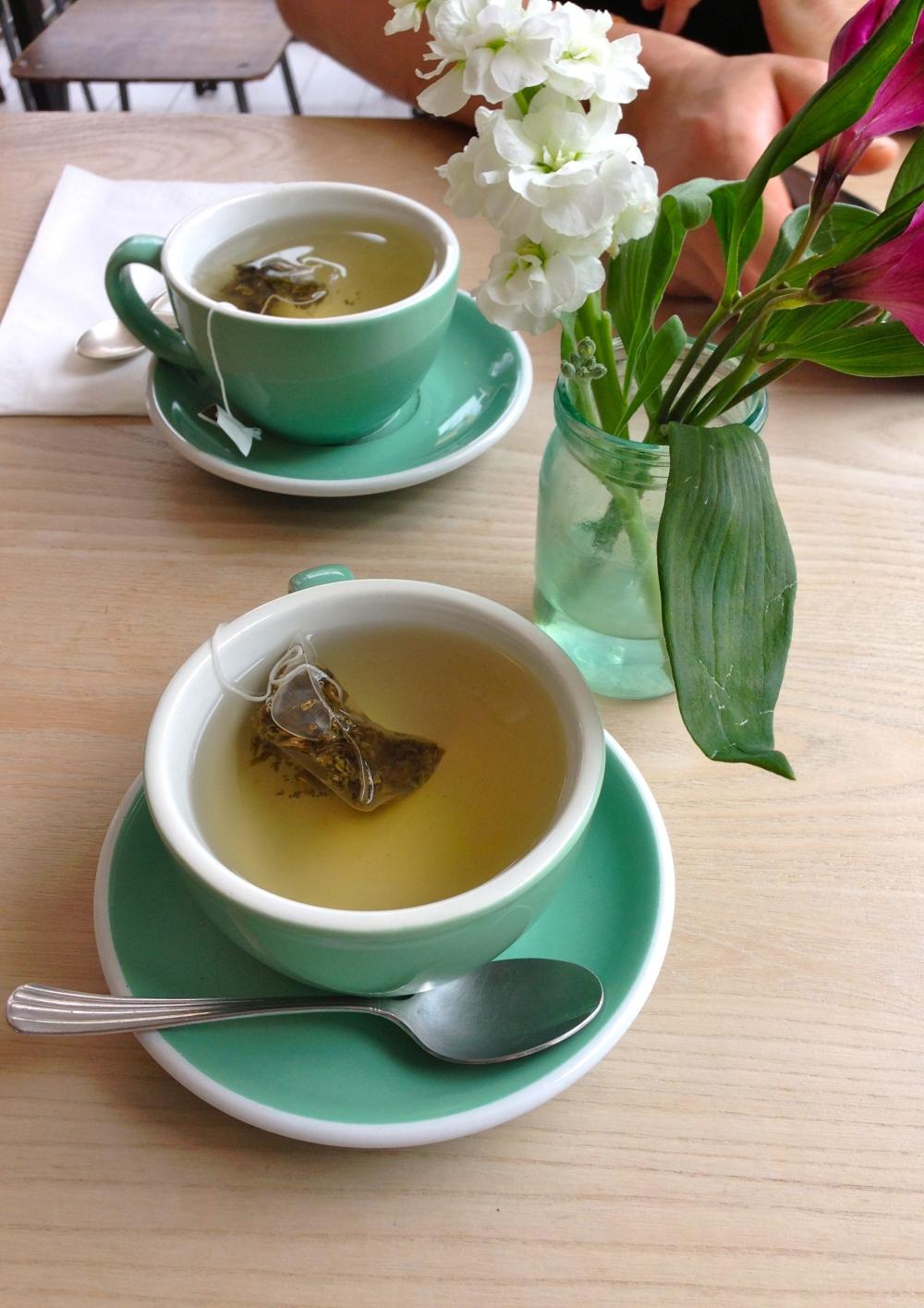 Green Jasmine Tea