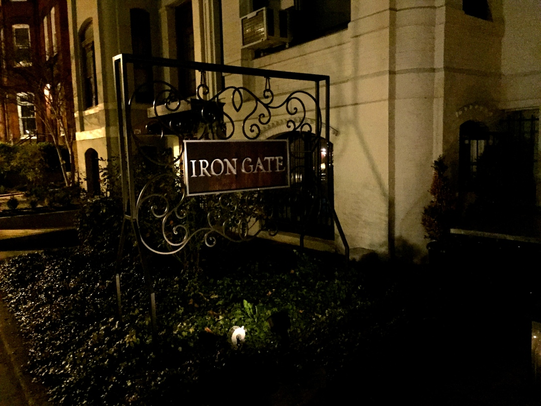 Iron Gate DC