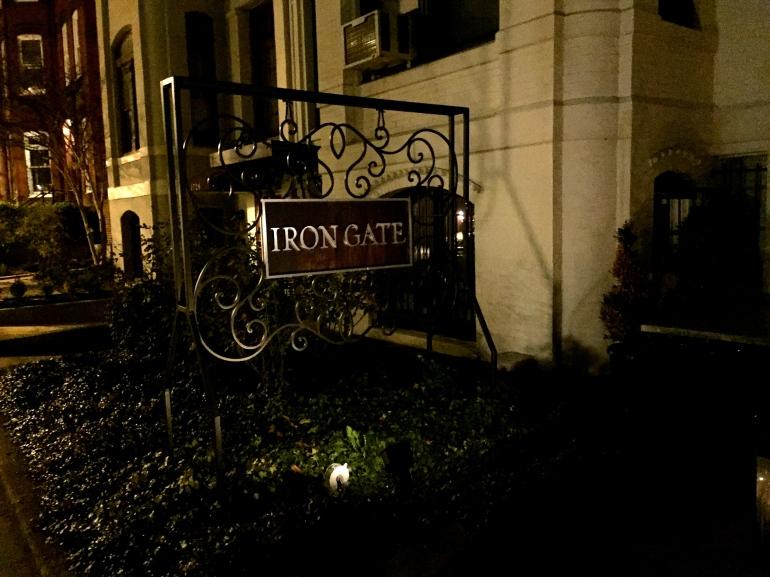 Iron Gate DC